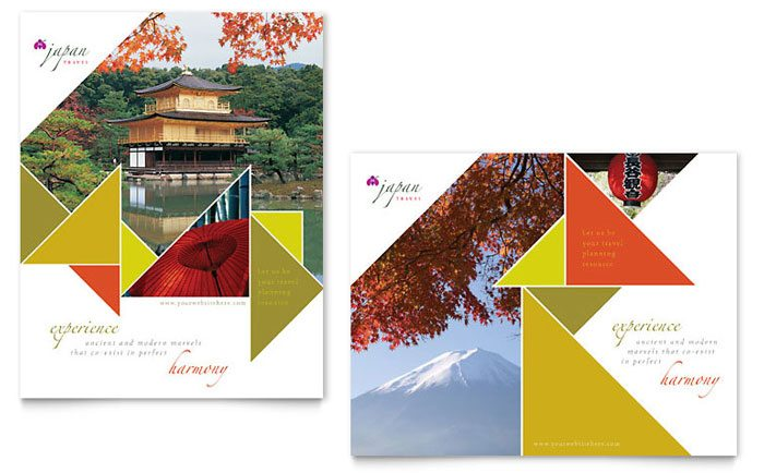 thiết kế brochure chuyên nghiệp